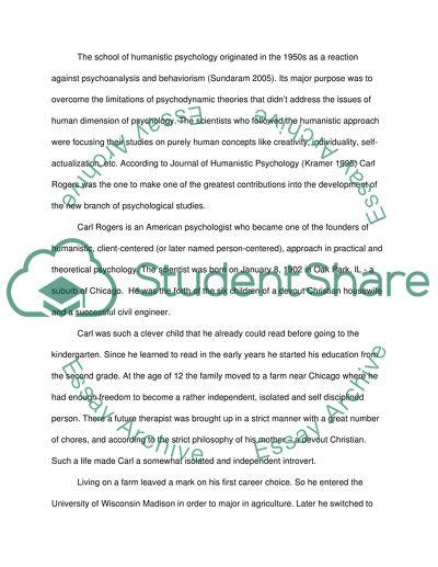Applying organizational psychology paper essays