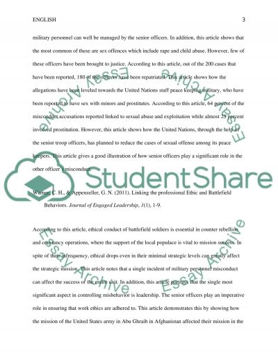 Annotated Bibliography, Plagiarism, and Research essay example