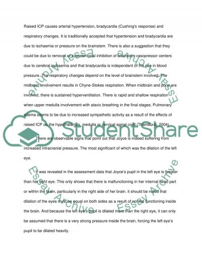 Case study based assignment essay example