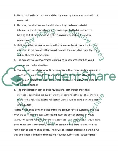 Whirlpool Corporation Essay. Problem For Whirlpool And Solutions essay example