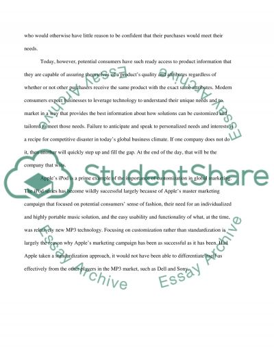 The advent of the internet age and mobile technology essay example