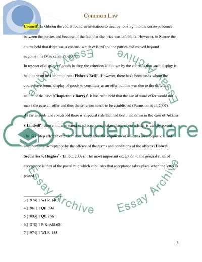 land law notes essay