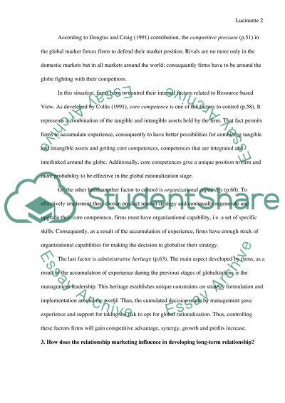 Strategic Marketing Planning Essay