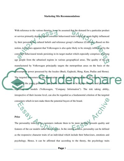 Essay On Consumer Behavior Example  Topics And Well Written Essays  Essay On Consumer Behavior