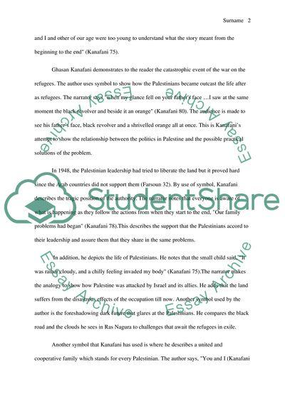 Fourth Essay