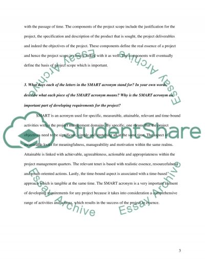 Week 2 Discussion Questions essay example