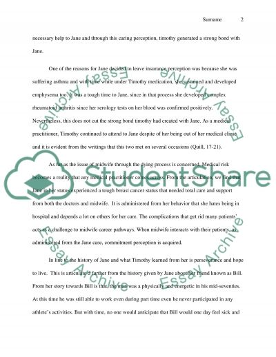 Position analysis essay example