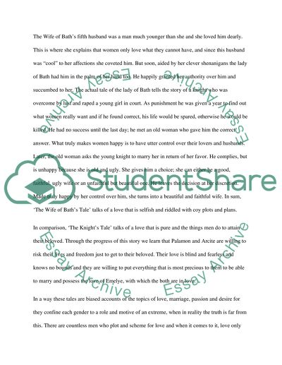 Thesis Example Essay  Best Business School Essays also Thesis Statement For Argumentative Essay Wife Of Bath Essays Essay Tips For High School