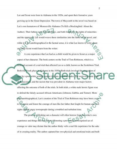 Harper Lees To Kill a Mockingbird essay example