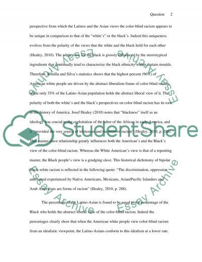 Essay #3 in ASA format