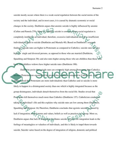 sociological perspective on poverty essay