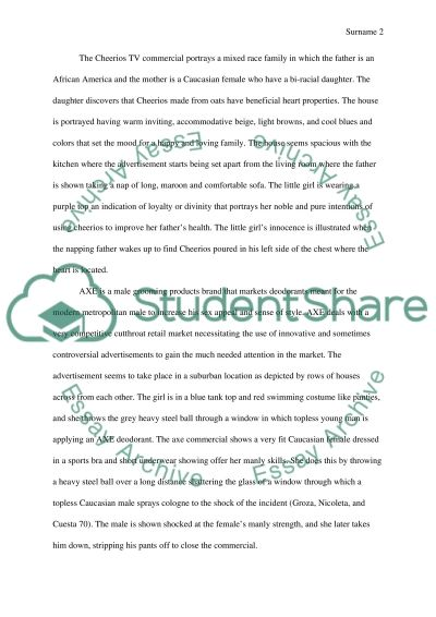 commercial advertisements content analysis essay  commercial advertisements content analysis essay example