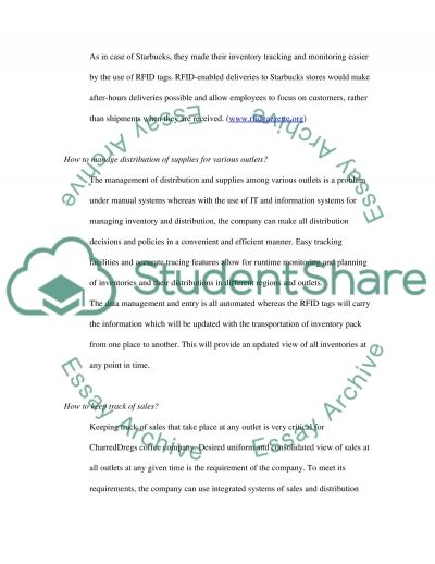 Project proposal ( Information System) essay example