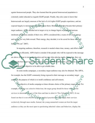 Impact of print media essay example