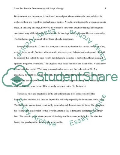 Essay On Song Of Songs Or Symposium Example  Topics And Well  Essay On Song Of Songs Or Symposium
