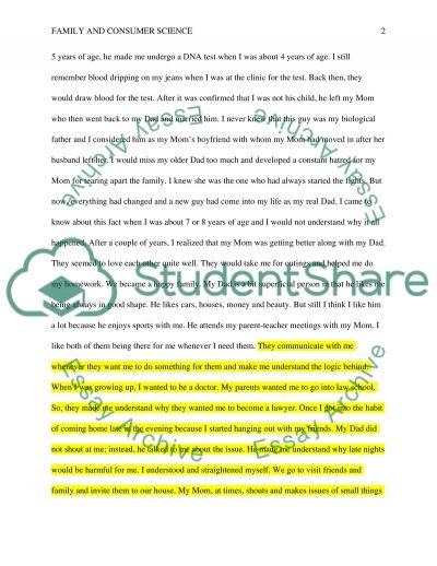 family biography essay example topics and well written essays family biography essay example