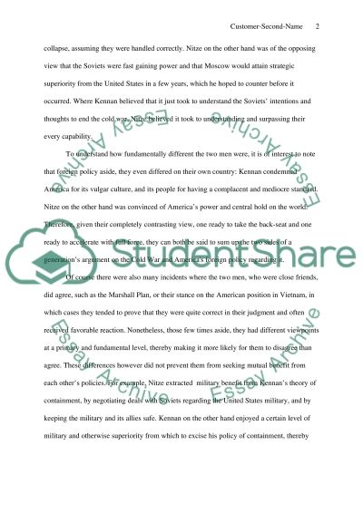 the cold war and american foreign policy essay example topics the cold war and american foreign policy essay example