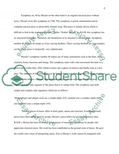 Love essay example
