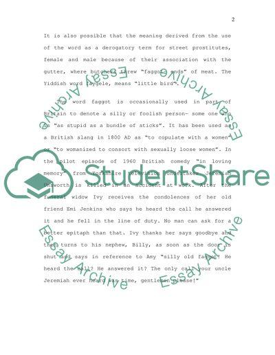 Definition of Slang