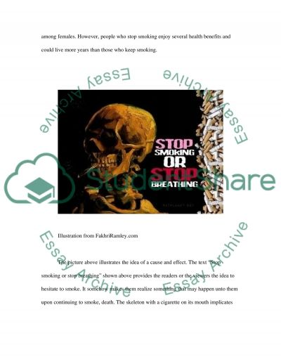 Stop Smoking Essay example