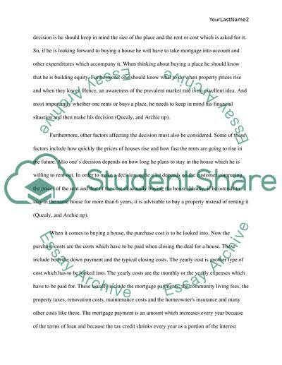 My perfect society essay
