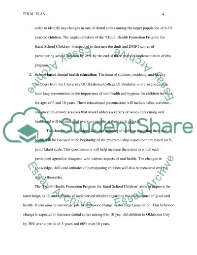 Essay Topics For High School English Dental Health Promotion Program Essay Example Read Text Preview My English Essay also My Hobby Essay In English Dental Health Promotion Program Essay Example  Topics And Well  How To Make A Good Thesis Statement For An Essay
