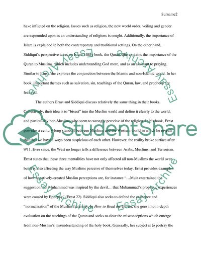 comparative analysis essay example
