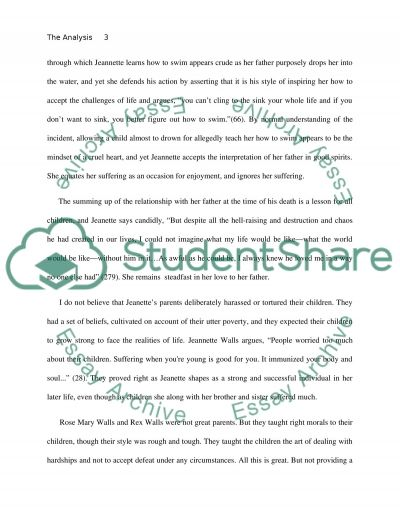 Essay On Mother The Glass Castle By Jeannette Walls Essay Example Topics And The Glass  Castle By Jeannette Walls Essay In Idleness also Napoleon Animal Farm Essay Glass Castle Essay Visually Appealing Resume The Glass Castle Essay  Write An Analytical Essay