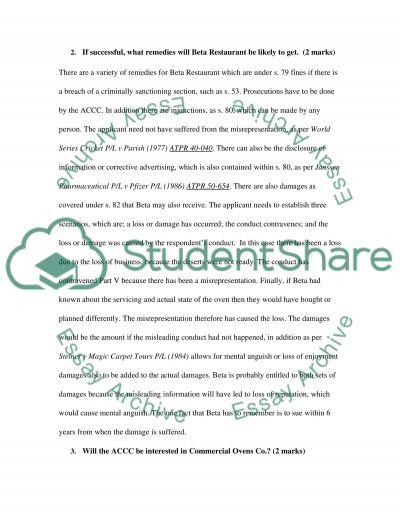 Exam question essay example