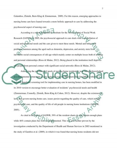 Literature Review and Problem Statement essay example