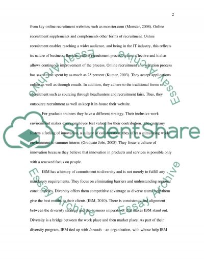 Management of the recruitment, selection and induction of employees essay example