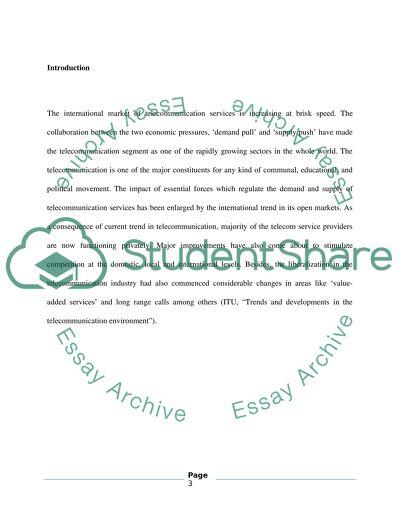 Nature essay online