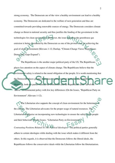 Political Parties Essay Example  Topics And Well Written Essays  Political Parties