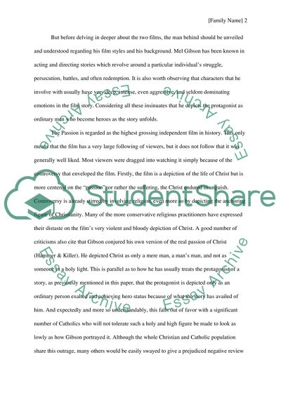 Small Essays In English Evaluation Of Acceptance Of Violence In Mel Gibsons Films Argumentative Essay Topics High School also Sample Narrative Essay High School Evaluation Of Acceptance Of Violence In Mel Gibsons Films Essay Writing High School Essays