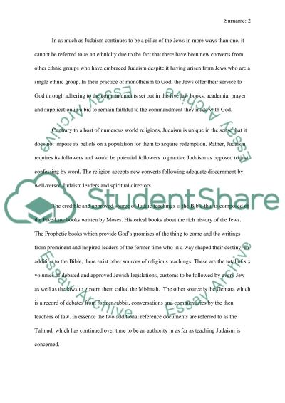 Lecture review essay example