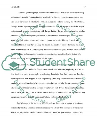 letter to the editor on school bullies essay example topics and  letter to the editor on school bullies essay example