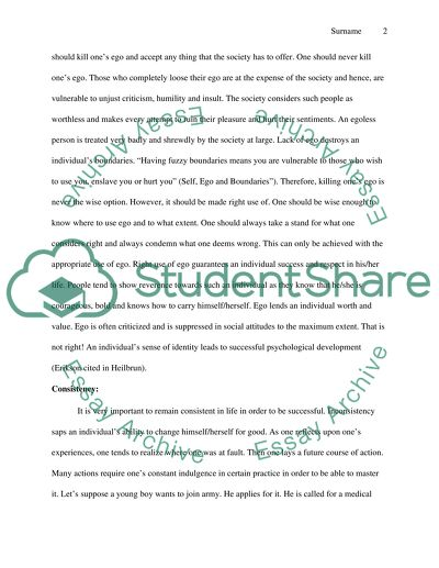 Psychology Writing Services What Does It Take To Be Successful In Life Custom Business Plan also Online Speech Help What Does It Take To Be Successful In Life Essay Business Format Essay