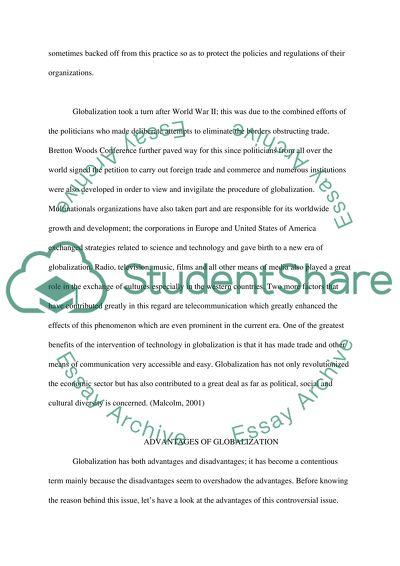 Critical thinking reflection essay