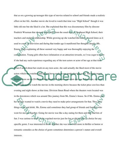 Long Essays  Essay On My Favourite Teacher also Barn Burning Essay Film History Essay Topics  Film Essay Examples Essay On Diabetes