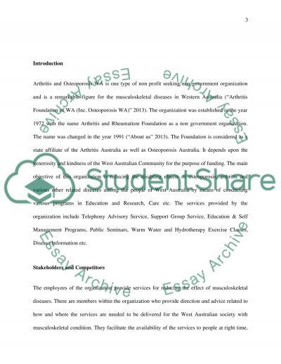 Client brief essay example