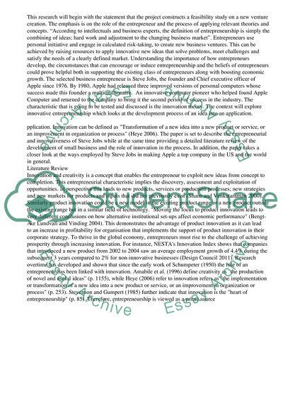 Glamorgan dissertation