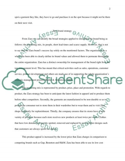 brand management summary essay List of free research topics for marketing dissertations, suggested by top professional dissertation assignment helpers you.