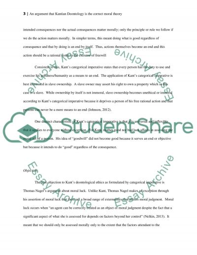 Choose from one from attached essay example