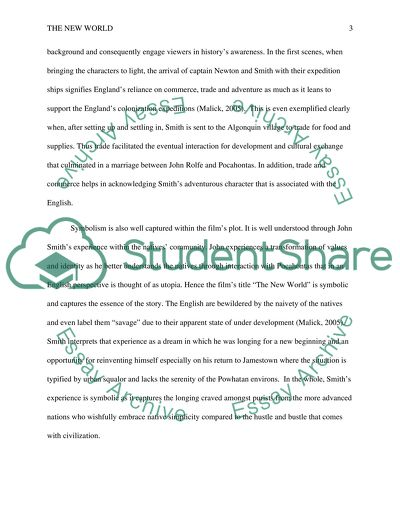 Comparative Analysis Essay Assignment