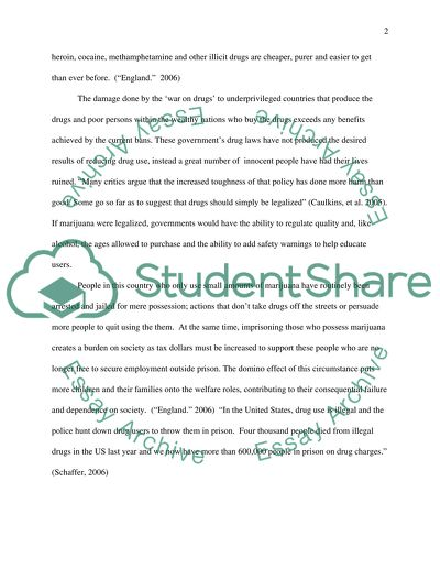 What Is A Thesis In An Essay Argument Paper For The Legalization Of Marijuana How To Write A Synthesis Essay also Example Of Proposal Essay Argument Paper For The Legalization Of Marijuana Essay Health Needs Assessment Essay