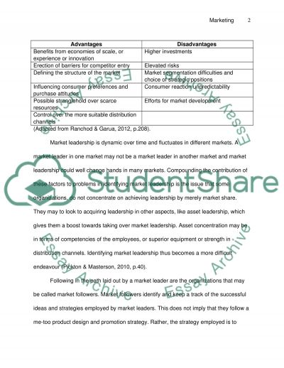 Discussion on Business Organization  Essay example