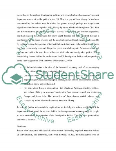 Book Assignment Part 3 Essay example