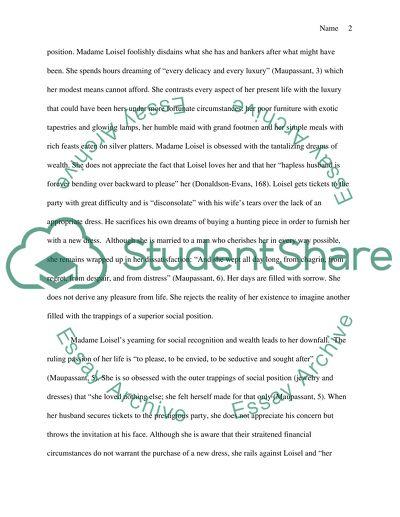 Short Story Fiction paper