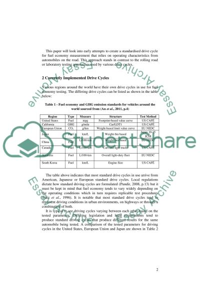 Conferance Paper essay example
