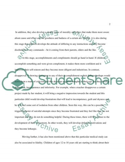 current events essays